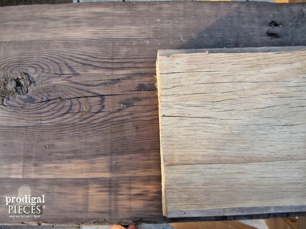 good local reclaimed wood #4: Reclaimed Barn Wood Heaven by Prodigal Pieces www.prodigalpieces.com  #prodigalpieces