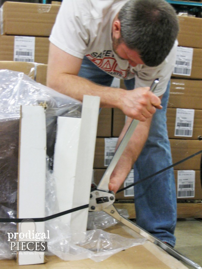 How to Ship Furniture Like a Pro by Prodigal Pieces www.prodigalpieces.com #prodigalpieces