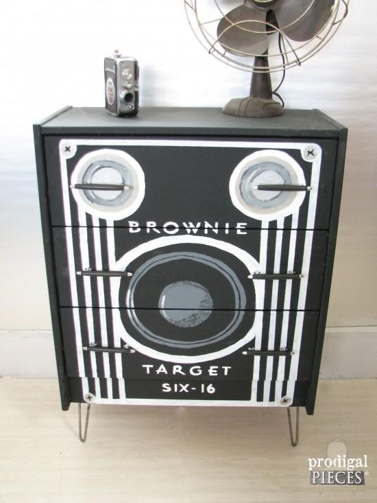 Box Camera Dresser - Ikea Rast Hack by Prodigal Pieces www.prodigalpieces.com #prodigalpieces