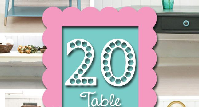 20 Different Table Transformations
