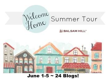 Balsam Hill Welcome Home Tour
