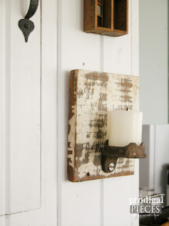 Farmhouse Tools Become Rustic Decor Prodigal Pieces