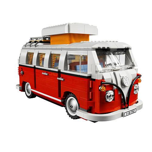 Lego Creator Volkswagen Bus Camper