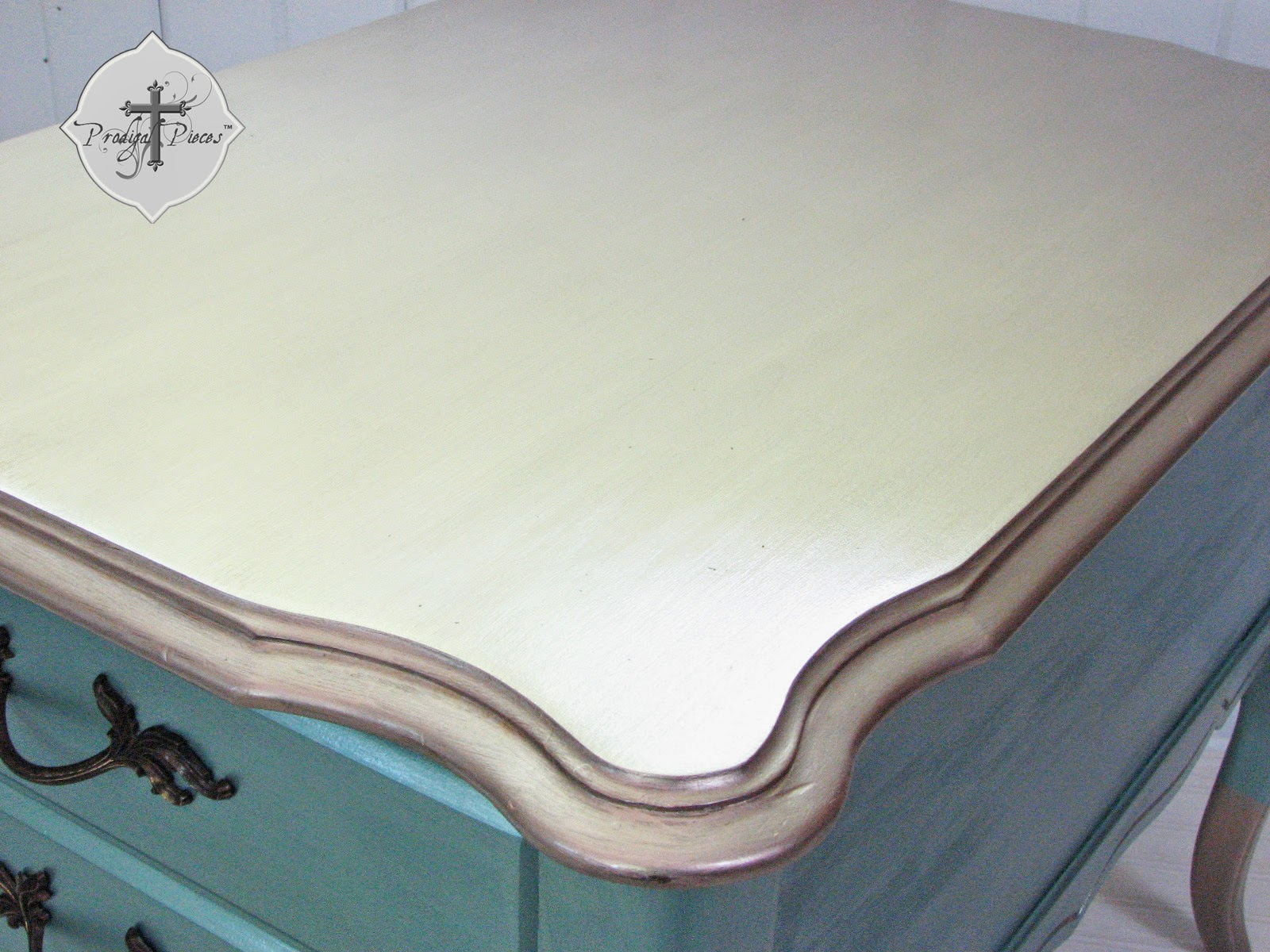 Modern Masters Warm Silver Metallic Paint by Prodigal Pieces | prodigalpieces.com