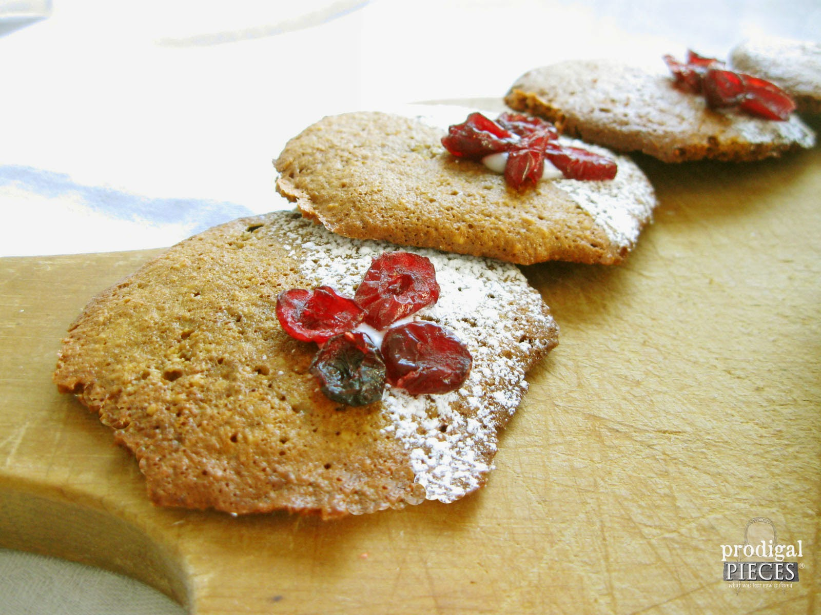 Delicious Grain-Free Spice Cookie for Christmas | by Prodigal Pieces | prodigalpieces.com