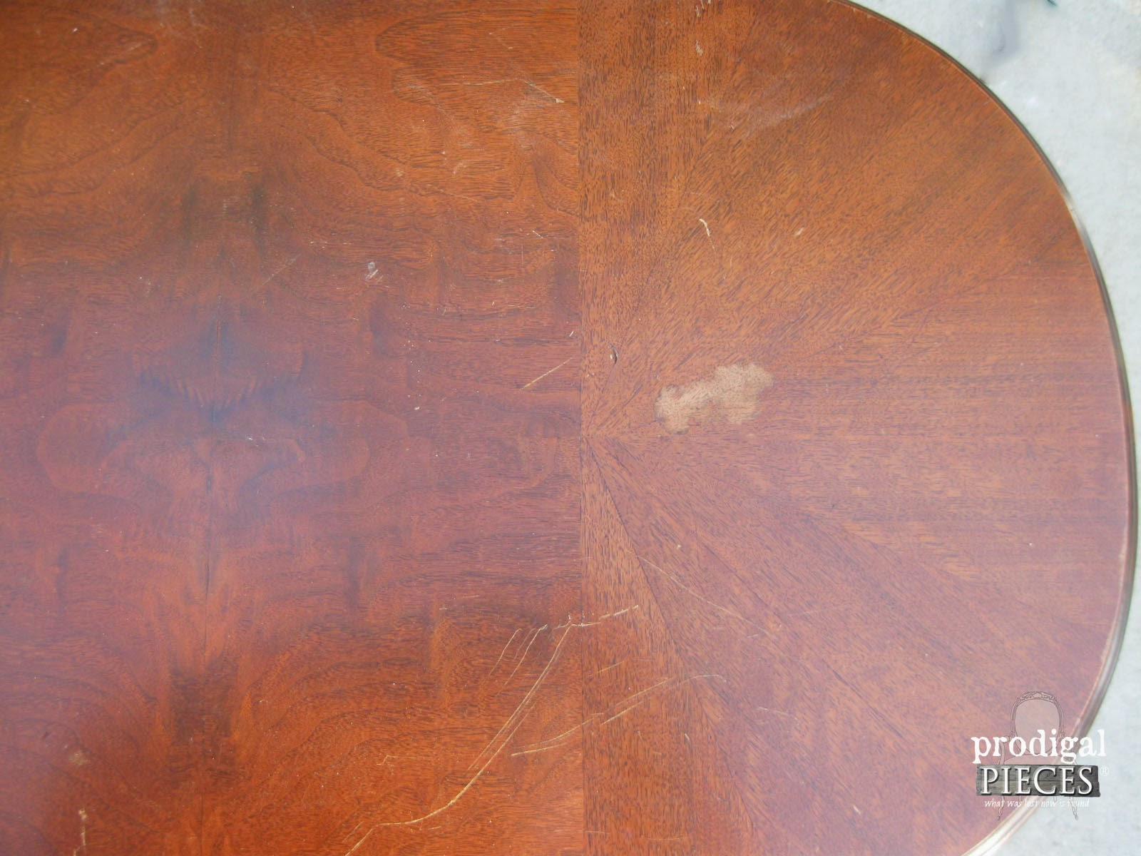 Damaged Table Top | Prodigal Pieces