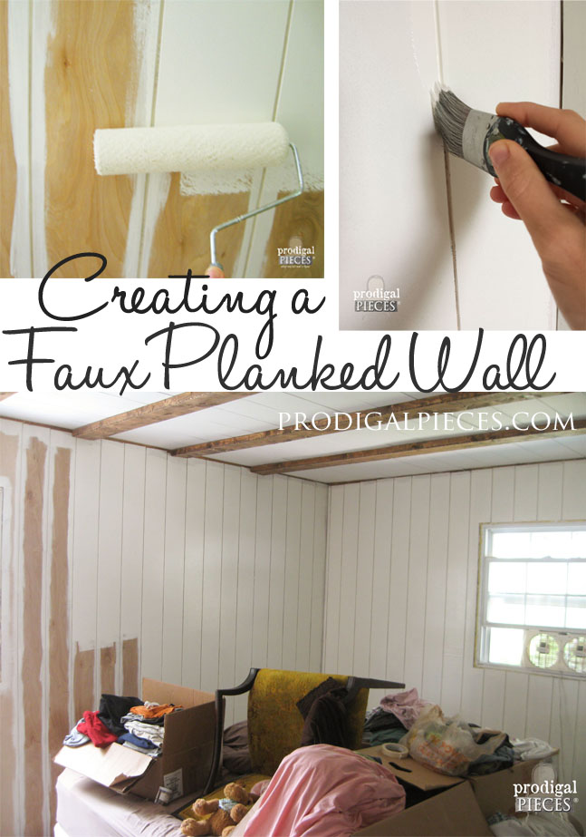 DIY Farmhouse Style Master Bedroom Reveal by Prodigal Pieces | www.prodigalpieces.com