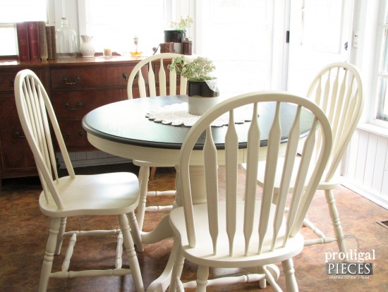 Best Outdated us Dining Set Gets Farmhouse Makeover by Prodigal Pieces prodigalpieces