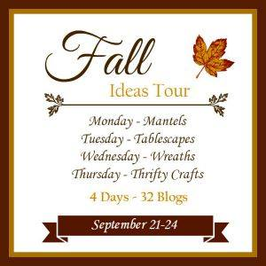 2015 Fall Ideas Tour from September 21-24 - Come join the fun!
